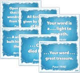 Operation Arctic VBS: Toddler Memory Verse Posters