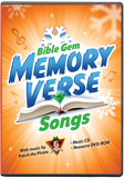 Operation Arctic VBS: Traditional Memory Verse Music Leader Set