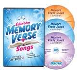 Operation Arctic VBS: Jumpstart3 Memory Verse Music Leader Set