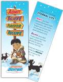Operation Arctic VBS: Gospel Bookmark