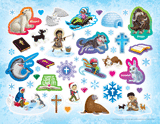 Operation Arctic VBS: Operation Arctic Stickers