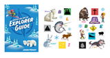 Explorer Guide and Sticker Set: Junior and Primary: NKJV