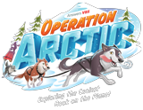 Operation Arctic VBS: Student Iron-On Logo