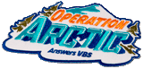 Operation Arctic VBS: Iron-On Patch