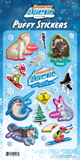 Operation Arctic VBS: Puffy Sticker Set