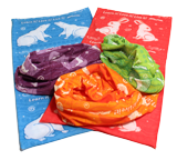 Operation Arctic VBS: Tubular Bandanas: Orange