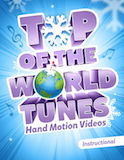 Operation Arctic VBS: Contemporary Memory Verse Song Videos: Hand Motion Videos