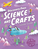 Operation Arctic VBS: Science and Crafts Guide: PDF