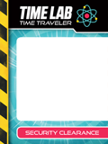 Time Lab VBS: Name Tags