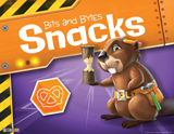 Time Lab VBS: Bits and Bytes Snacks Rotation Sign