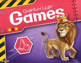 Time Lab VBS: Quantum Leap Games Rotation Sign