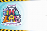Time Lab VBS: Outdoor Banner