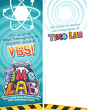 Time Lab VBS: Door Hangers