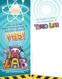 Time Lab VBS: Door Hangers
