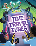 Time Lab VBS: Tunes Rotation Sign