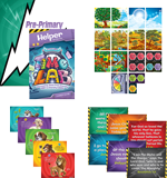 Time Lab VBS: Pre-Primary Resource Kit