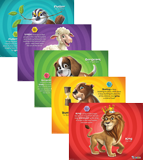 Time Lab VBS: Animal Pal Posters