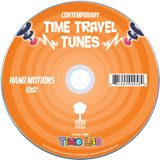 Time Lab VBS: Hand Motions DVD: Contemporary