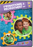 Time Lab VBS: Promotion and Recruitment Video: DVD