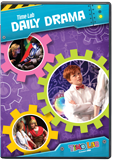 Time Lab VBS: Daily Drama DVD