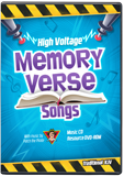 Time Lab VBS: Traditional Memory Verse Music Leader Set