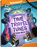 Time Lab VBS: Sheet Music: Contemporary