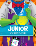 Time Lab VBS: Junior Student Guide: ESV