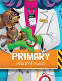Time Lab VBS: Primary Student Guide: ESV