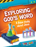 Time Lab VBS: Exploring God's Word Booklet