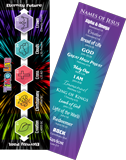 Time Lab VBS: Names of Jesus Bookmark