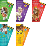 Time Lab VBS: Animal Pals Bookmarks: ESV