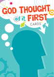 Time Lab VBS: God Thought of It First! Design Cards