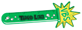 Time Lab VBS: Test Tube Ruler Bookmark