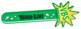 Time Lab VBS: Test Tube Ruler Bookmark