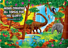 Time Lab VBS: Magnet Puzzle