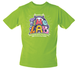 Time Lab VBS: T-Shirt: Youth Medium