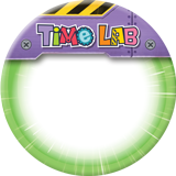 Time Lab VBS: Name Button