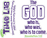 Time Lab VBS: Leader Iron-On Logo