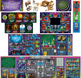 Time Lab VBS: Scene Setter Pack