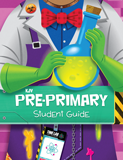 Time Lab VBS: Pre-Primary Student Guide: KJV
