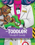 Time Lab VBS: Toddler Student Guide: KJV