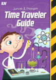 Time Lab VBS: Time Traveler Guide and Sticker Set: Junior and Primary: KJV