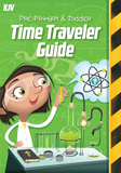 Time Lab VBS: Time Traveler Guide and Sticker Set: Pre-Primary and Toddler: KJV