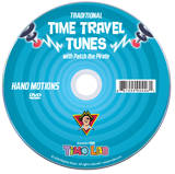 Time Lab VBS: Hand Motions DVD: Traditional