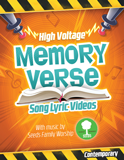 Time Lab VBS: Contemporary Memory Verse Song Videos: Lyric Videos