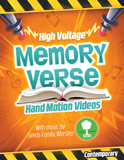 Time Lab VBS: Contemporary Memory Verse Song Videos: Hand Motion Videos