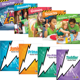 Time Lab VBS: Leader Guide PDF Pack