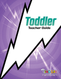 Time Lab VBS: Toddler Teacher Guide: PDF