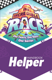 The Incredible Race VBS: Helper Handbook: 10-pack