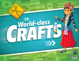 The Incredible Race VBS: World Class Crafts Rotation Sign
